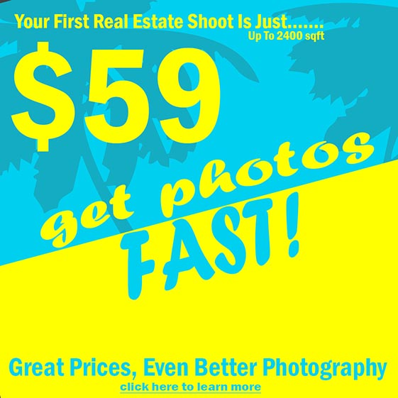 Real Estate Photography Services & Pricing For Seattle, WA | $59 First Shoot